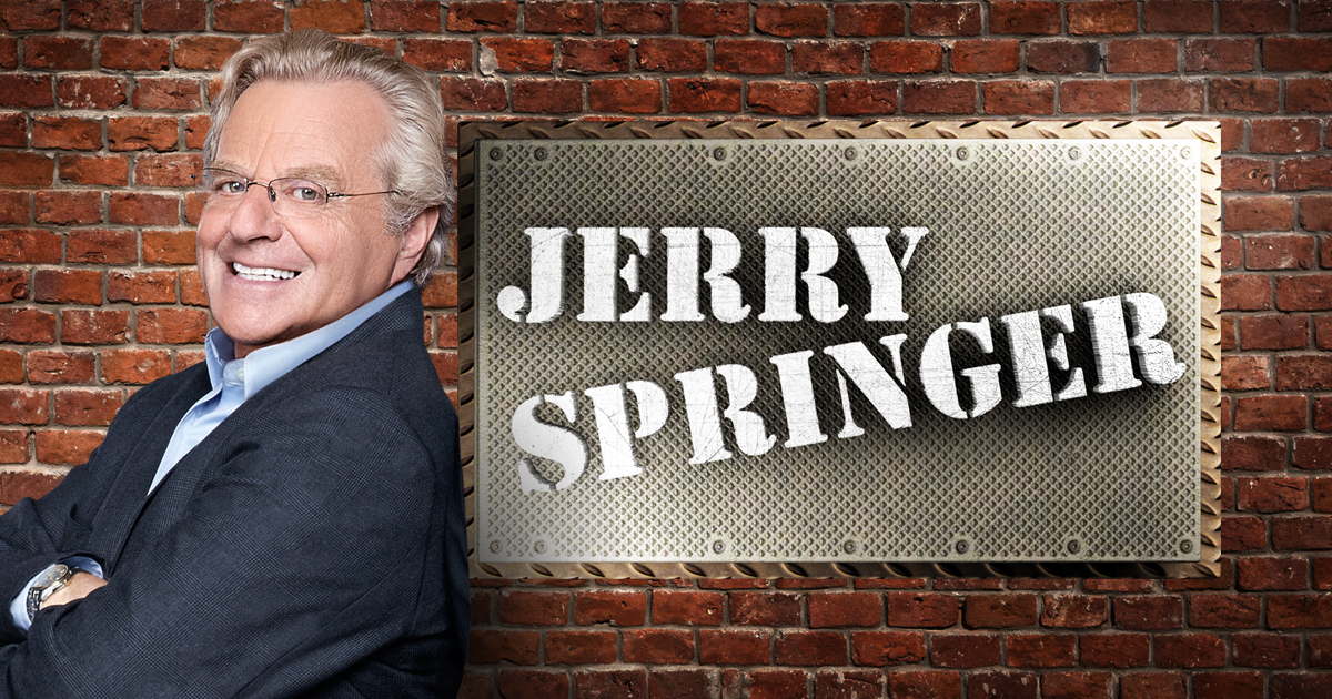 Episode 25 showseason watch springer 50 the jerry The Jerry